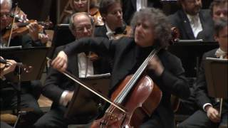 Dvořák: Cello Concerto / Isserlis · Gilbert · Berliner Philharmoniker