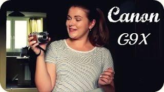 canon PowerShot G9X (Unboxing&Test)НОВАЯ КАМЕРА(распаковка и тестирование)Людмила Микитюк