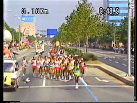 1988 Olympic Games - Men's Marathon - Part 1