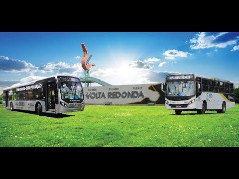 Viação Elite e Os Ônibus Elétricos Tarifa Zero de Volta Redonda
