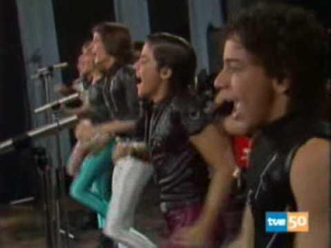 Grupos Infantiles  TVE aos 80  YouTube