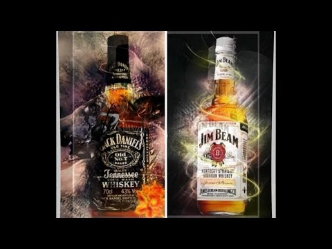 Jim Beam vs. Jack Daniel's