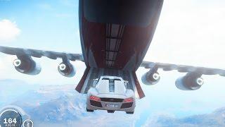 【ジャストコーズ3リクエスト編】上空からスポーツカーで飛ぶ!! thumbnail