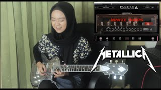 Metallica - Fade to Black cover with STL AmpHub