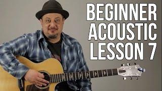 Beginner Lesson 7 F MaĴor Chord