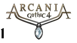 Arcania: Gothic 4 Walkthrough HD (Part 1)