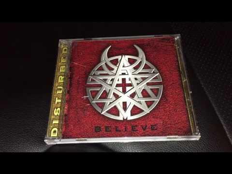 Unboxing/Review - Disturbed Believe (2002) CD