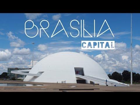 BRASILIA en 1 minuto
