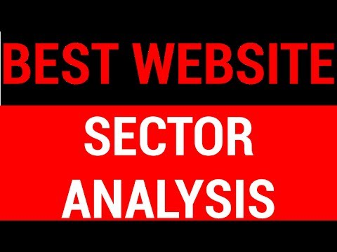Best Website for Sector Analysis | HINDI