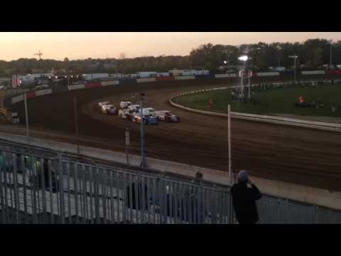 Modifieds Heat 1 Terre Haute Action Track