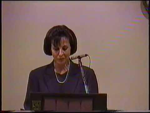 March 2000 - Adriane's Yeshivat Rambam PTA Service Award