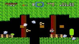 Super Mario World - Mario's Strange Quest #10 - Both