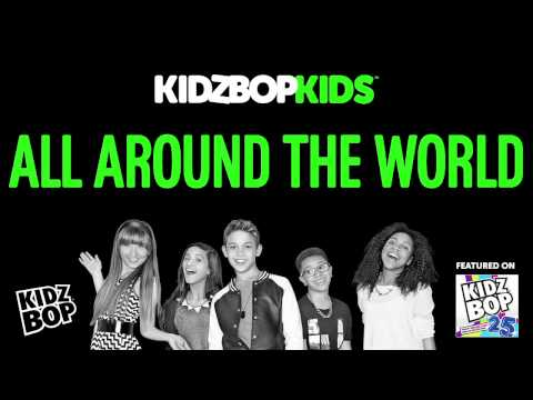 KIDZ BOP Kids - All Around The World (KIDZ BOP 25)