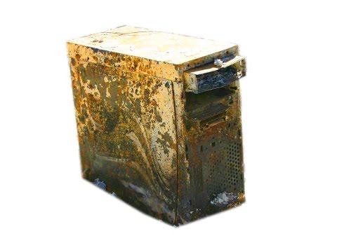 Принесли компьютер в ремонт