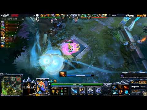 iG vs Rave - Game 3 (Dota 2 Asia Championships) - LD & Merlini