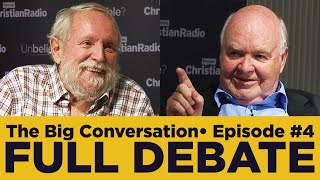 Michael Ruse vs John Lennox • Science, faith, and the evidence for God