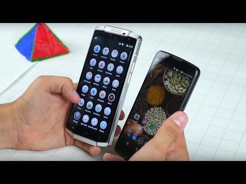 Смартфоны с самым мощным аккумулятором в мире: битва двух титанов! Innos D6000 против Oukitel K10000