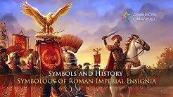 Symbology of Roman imperial insignia -  Ancient Rome - SEMEION, Symbols and History