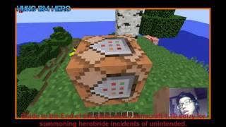 Hướng dẫn đến nơi tận cùng thế giới trong game minecraft 1.10