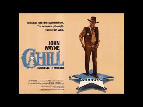 Cahill U. S. Marshal - Main Theme (concert ending)