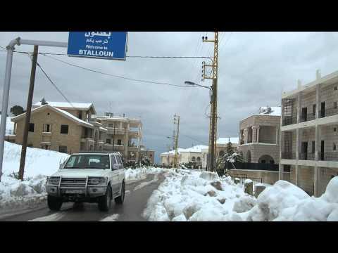 Bhamdoun to Rweisset-el-Naamann Drive, part 1