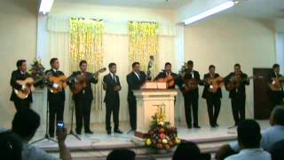 Concierto rondalla Cristiana la Fe Oct2012