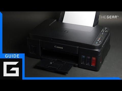 캐논 '픽스마 G3910' 무한 잉크젯 프린터 가이�