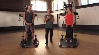 Bowflex HVT Live - Beginner's Guide to the HVT Workout (8/31/17)