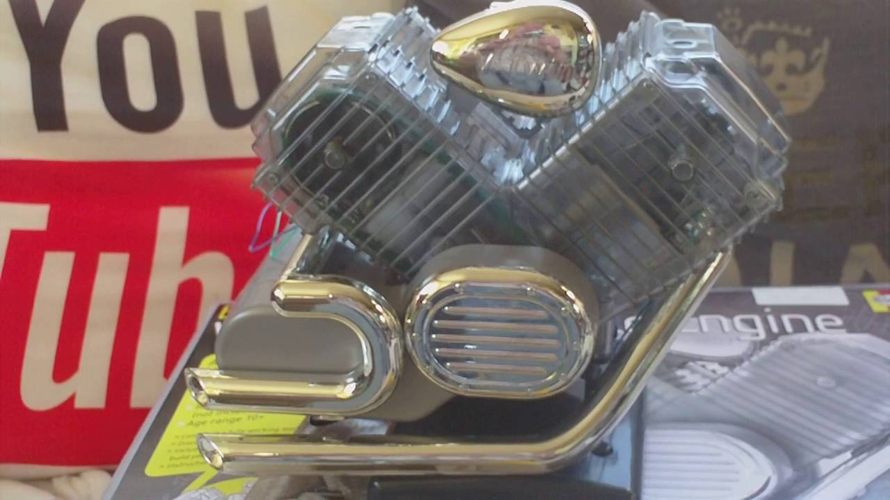 haynes build your own v8 engine review