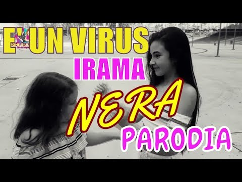 IRAMA  NERA è UN VIRUS  by Marghe Giulia Kawaii