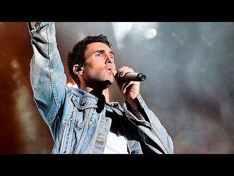 Maroon 5 - Live March Madness Music Festival 2016 (Full Show) HD