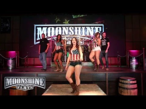Outlaw Line Dance Tutorial | Moonshine Flats