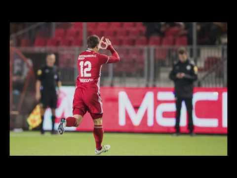 Almere City FC viert de liefde!