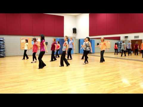 Save Me Tonight - Line Dance (Dance & Teach in English & 中文)