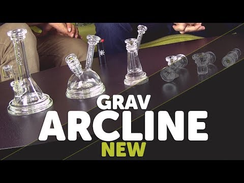 The NEW GRAV Arcline  //  420 Science Club