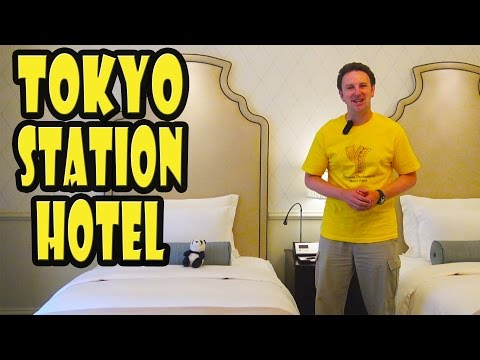 Tokyo Station Hotel Review - Best Hotel in Tokyo!