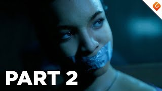 Man of Medan (THE DARK PICTURES) Walkthrough Gameplay Part 2 - No Commentary