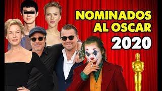Nominados Al Oscar 2020 - Favoritas A Mejor Película, Mejor Actor Y Más