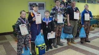 Чемпионат Тверской области по мормышке - 2016г.