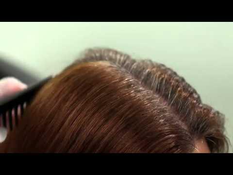 Framesi Framcolor 2001 Covering Grey Hair Youtube