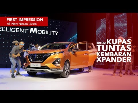 First Impression All New Nissan Livina 2019