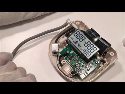 How To Repair Digital Blood Pressure Monitor