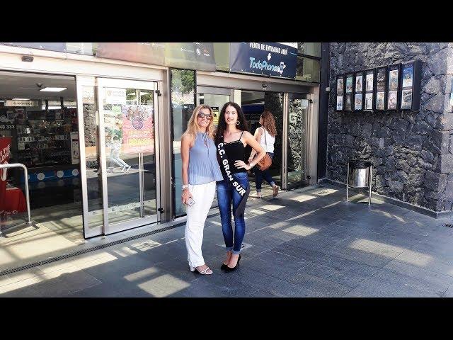 Miss Sur 2017 - visita GRAN SUR