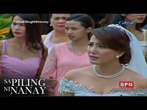 Sa Piling ni Nanay: Wedding conspiracy