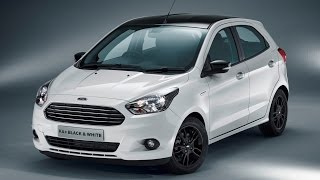 Ford Ka Plus 2017 Car Review