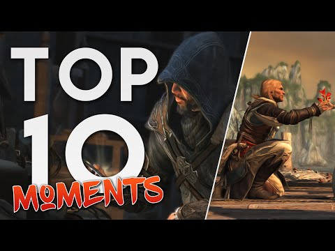 Top 10 Greatest Assassin's Creed Moments of All Time