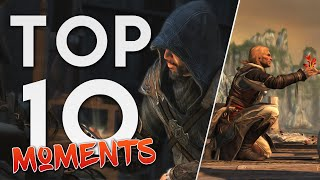 Top 10 Greatest Assassin
