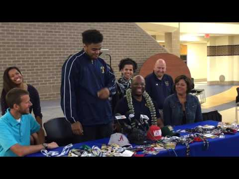 Watch Corey Malone-Hatcher Commit To Michigan