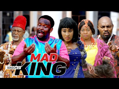 MAD KING 2 - LATEST NIGERIAN NOLLYWOOD MOVIES