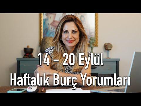 14 - 20 Eylül Haftalık Burç Yorumları - Hande Kazanova ile Astroloji